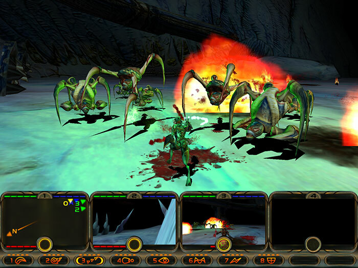 Evolva screenshot 1