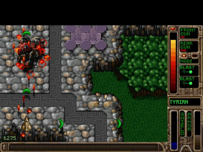 Tyrian 2000 screenshot 3