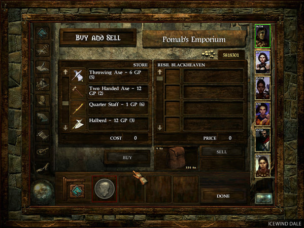 Icewind Dale Complete screenshot 2