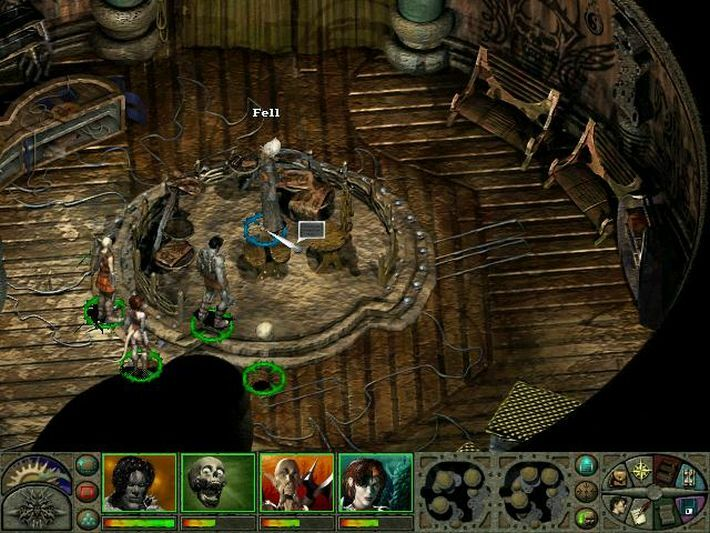 Planescape: Torment screenshot 2