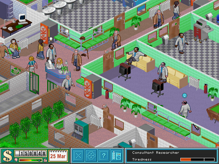 Theme Hospital screenshot 3