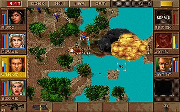 Jagged Alliance: Deadly Games screenshot 3