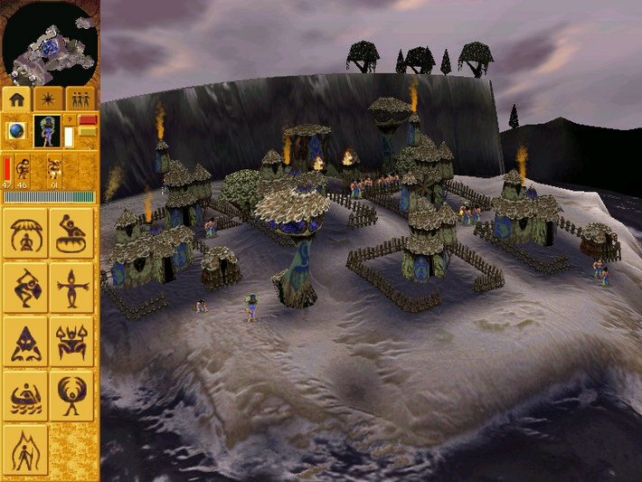 Populous: The Beginning screenshot 3