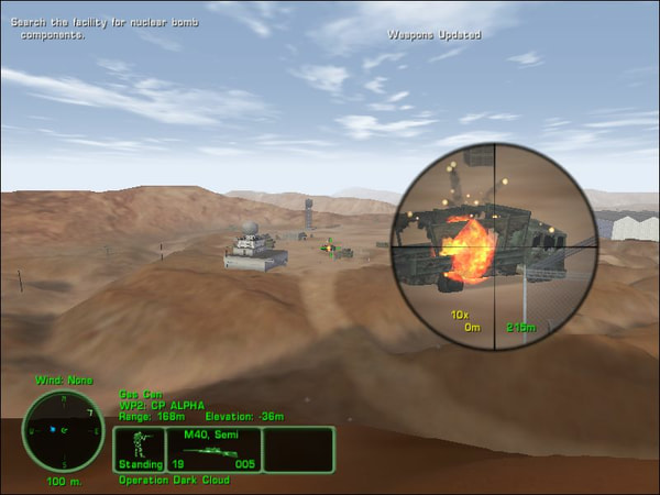 Delta Force: Land Warrior + Task Force Dagger screenshot 1