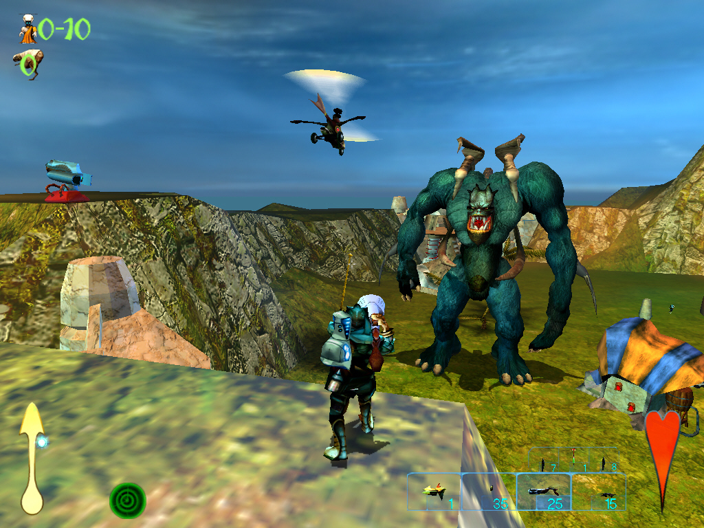 Giants: Citizen Kabuto screenshot 3