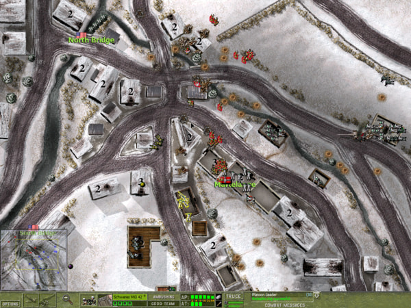 Close Combat 4: The Battle of the Bulge screenshot 2