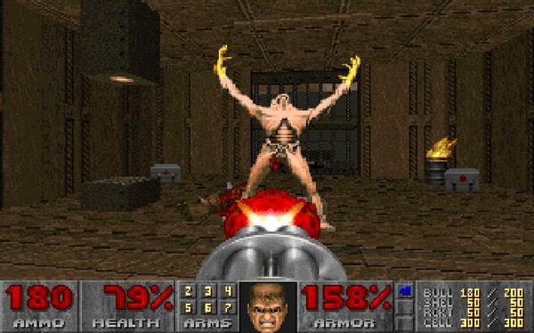 Doom II + Final Doom screenshot 1