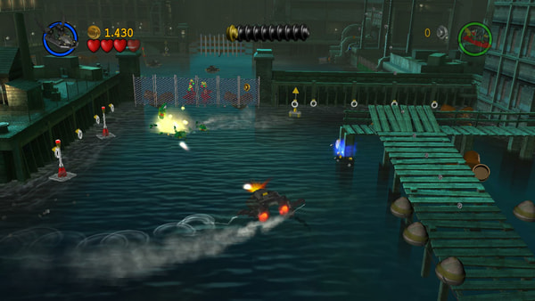 LEGO Batman: The Videogame screenshot 1