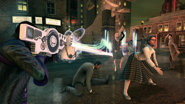 Saints Row IV: Game of the Century Edition screenshot 3