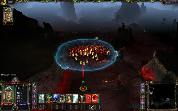 Heroes of Annihilated Empires screenshot 2