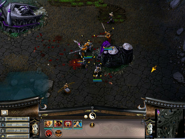 Battle Realms + Winter of the Wolf screenshot 1
