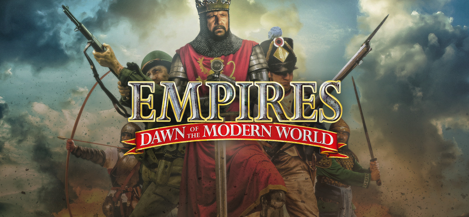 Empires Dawn Of The Modern World On Gog