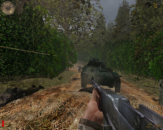 Medal Of Honor: Allied Assault War Chest screenshot 1