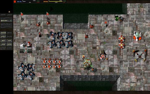 Total Annihilation: Commander Pack screenshot 3
