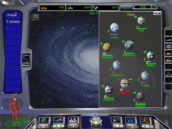 Star Wars: Rebellion screenshot 3
