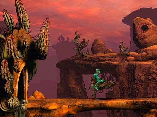 Oddworld: Abe's Oddysee Captura 2