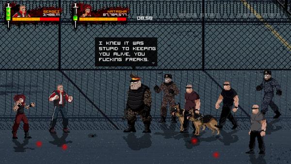 Mother Russia Bleeds: Dealer Edition screenshot 2