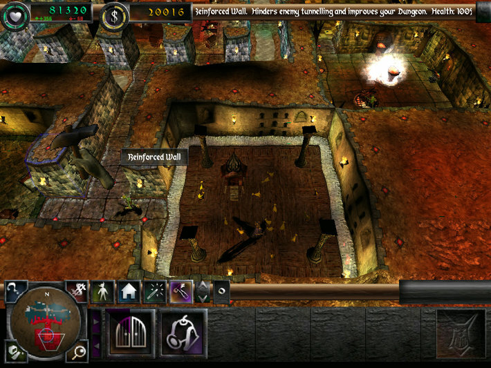 Dungeon keeper 2 resource guide gallery.