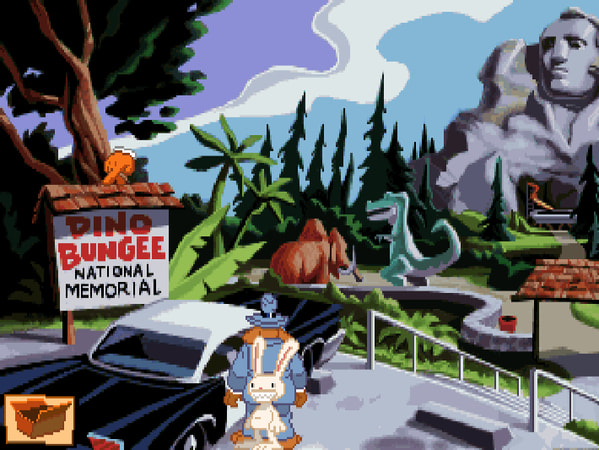 Sam & Max Hit the Road screenshot 3
