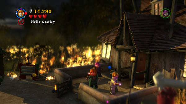 LEGO Harry Potter: Years 5-7 screenshot 3
