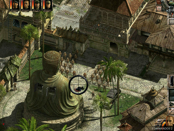 Commandos 2 + 3 screenshot 1