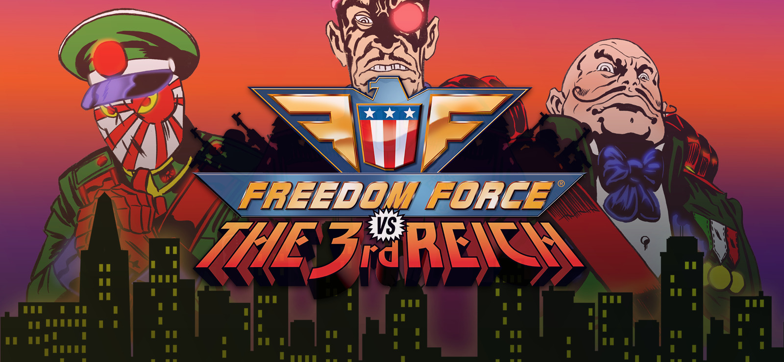 Image result for freedom force vs. the third reich