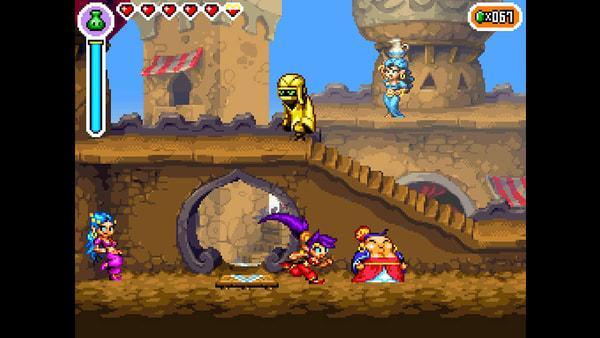 Shantae: Risky's Revenge screenshot 1