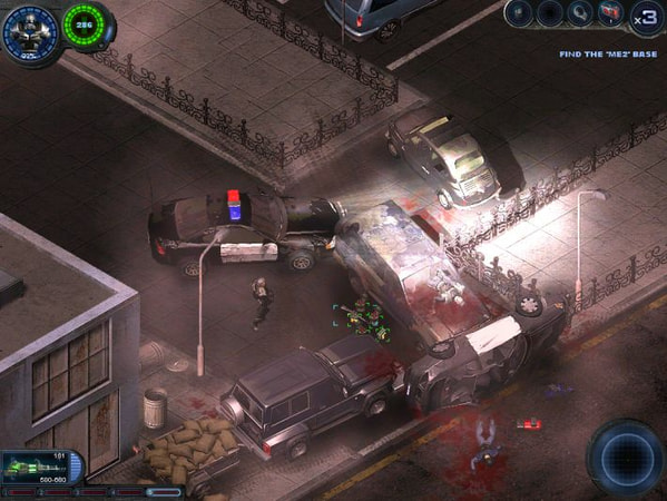 Alien Shooter 2: Reloaded screenshot 2