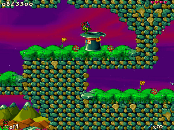 Jazz Jackrabbit 2 Collection screenshot 1