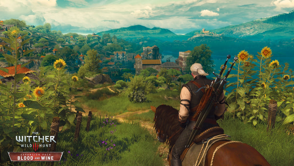 The Witcher 3: Wild Hunt - Blood and Wine screenshot 3