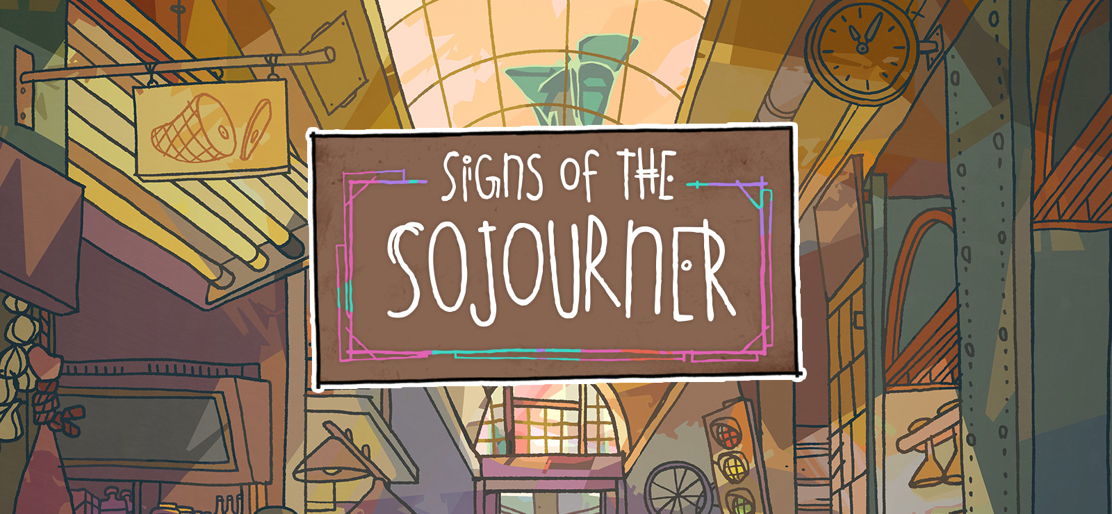 Signs of the Sojourner-GOG