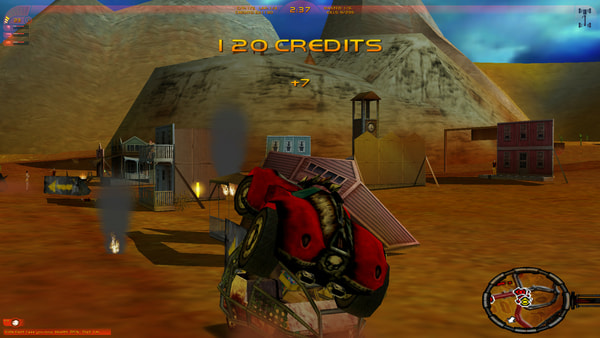 Carmageddon TDR 2000 screenshot 2