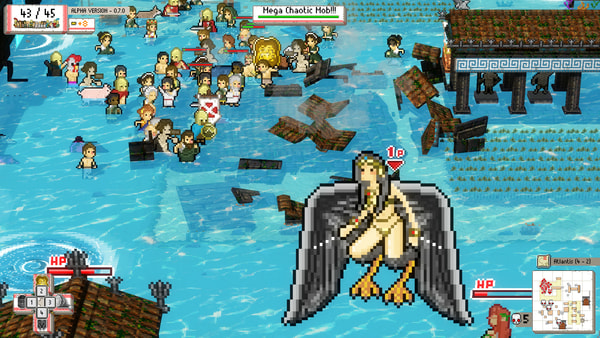 Okhlos: Olympus Edition screenshot 1
