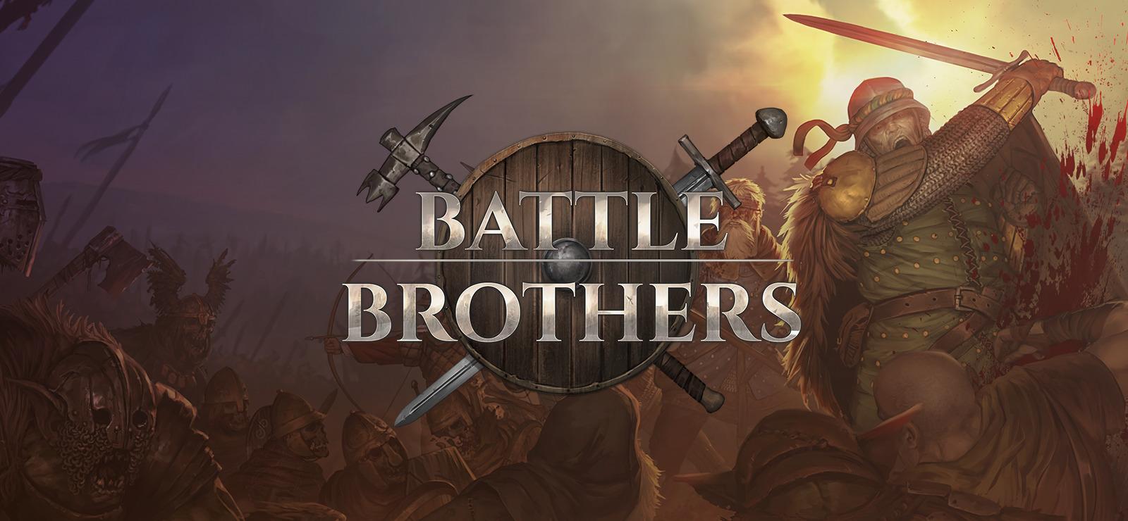 Battle Brothers + 5 DLC GOG скачать последнюю версию