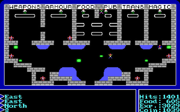 Ultima 1+2+3 screenshot 2