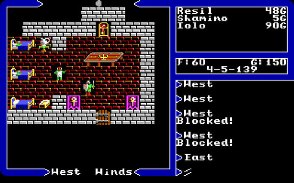 Ultima 4+5+6 screenshot 1