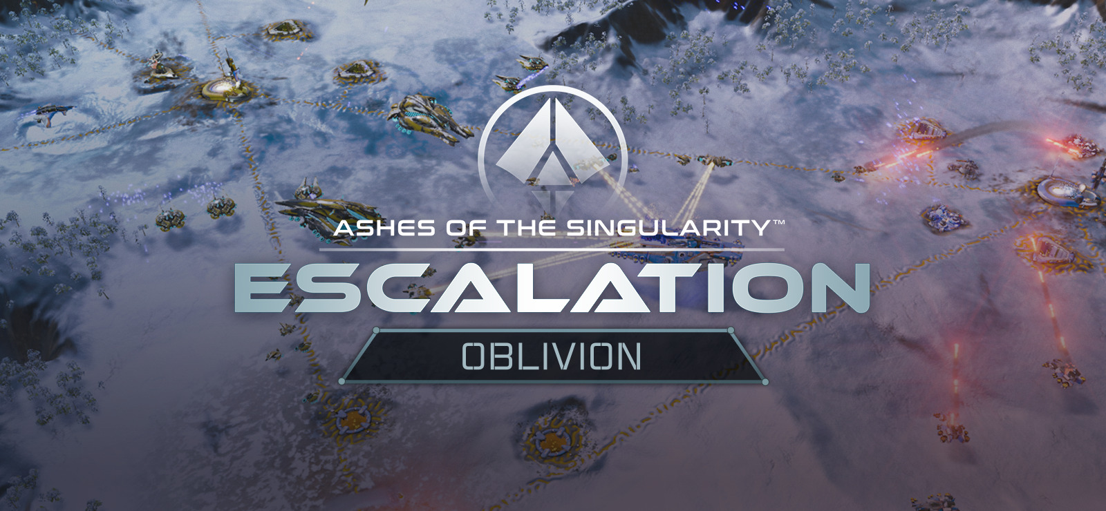 Ashes of the Singularity: Escalation + 7 DLCs GOG скачать