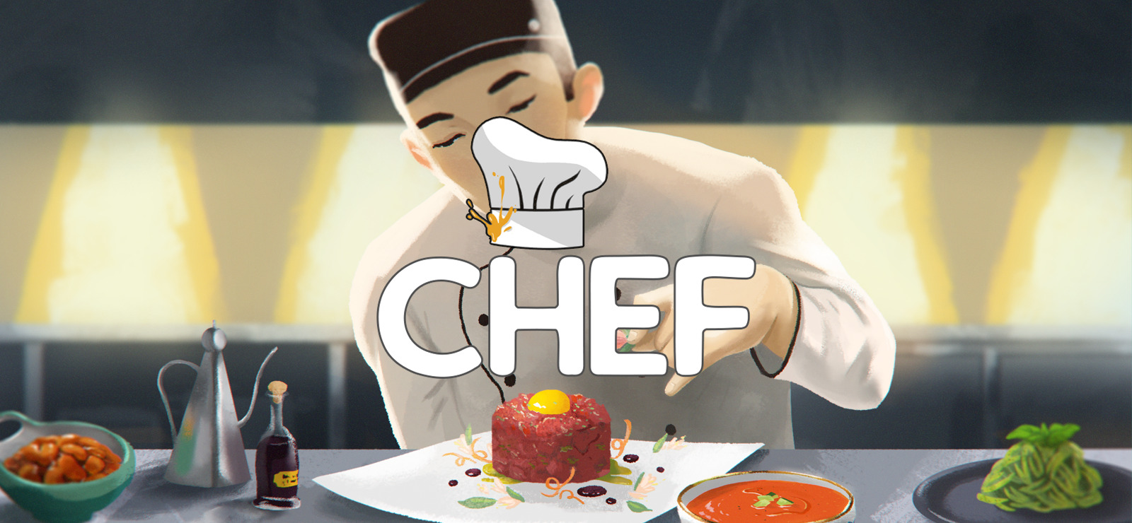 Chef A Restaurant Tycoon Game-GOG