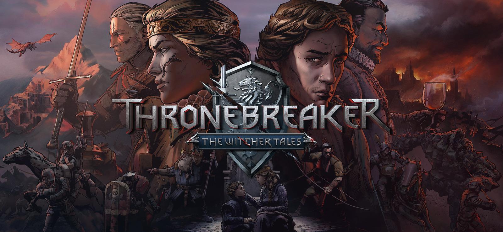 Znalezione obrazy dla zapytania thronebreaker