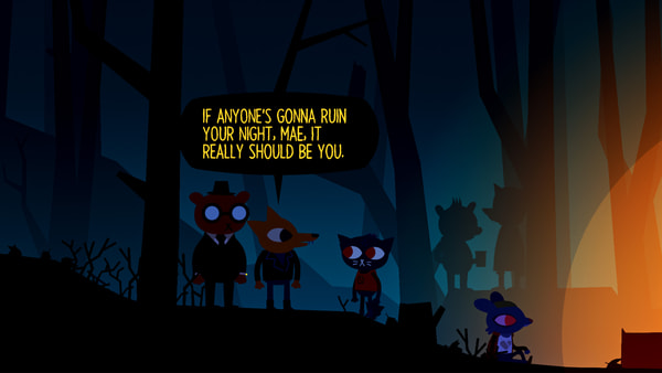 Night in the Woods screenshot 2