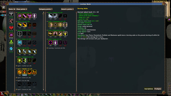 Tales of Maj'Eyal screenshot 2