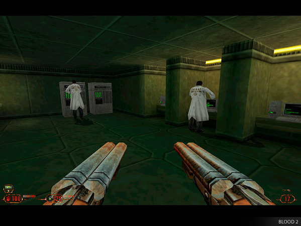 Blood 2: The Blood Group screenshot 1