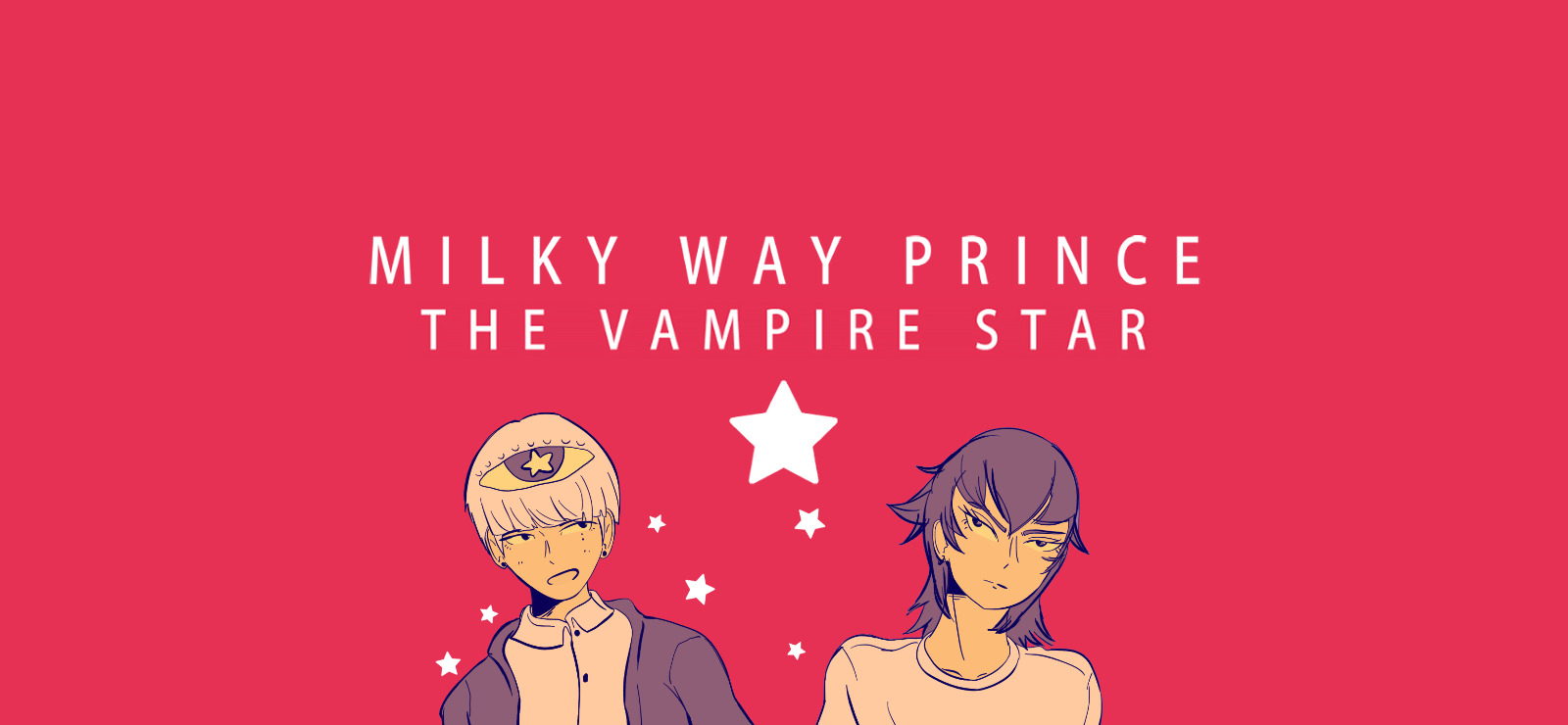 Milky Way Prince The Vampire Star-GOG