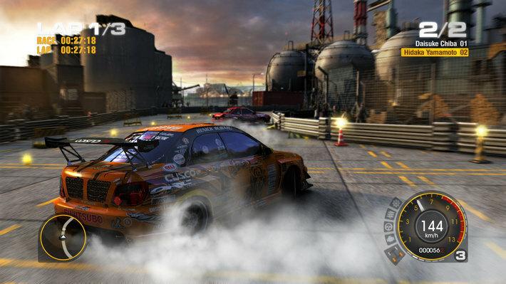 Race Driver: GRID screenshot 1