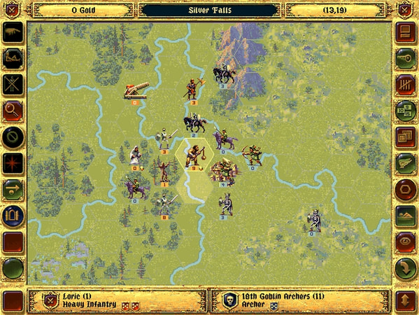 Fantasy General Free on GOG