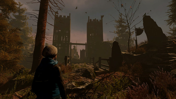 Through the Woods: Collectors Edition screenshot 1