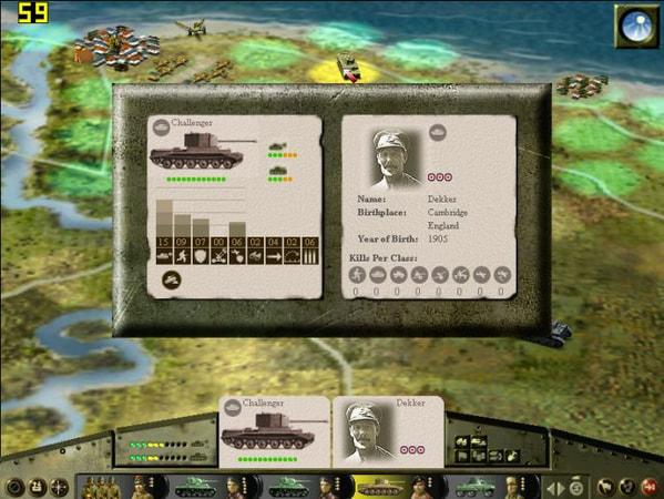 Panzer General 3D Assault screenshot 1