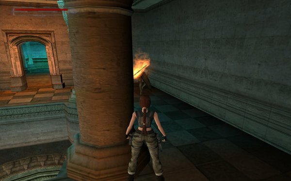 Tomb Raider: The Angel of Darkness screenshot 1