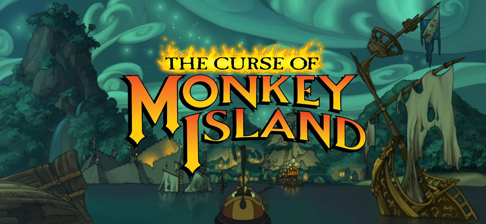 Resultado de imagen para The Curse of Monkey Island