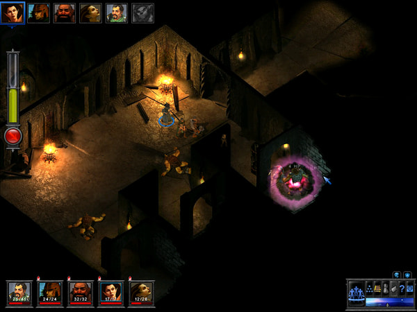 The Temple of Elemental Evil screenshot 3